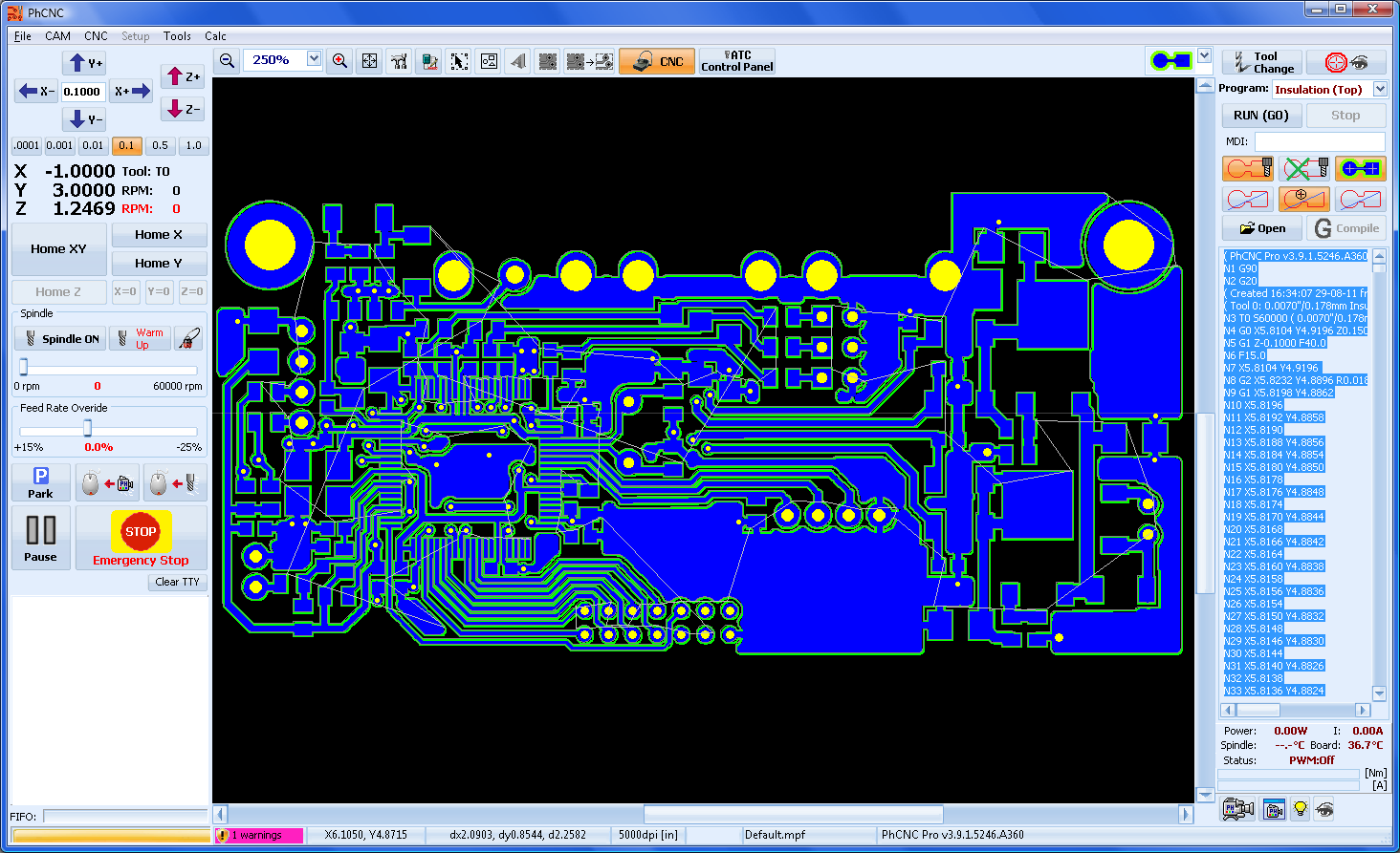 New Pcb Design Software Cnc Camsoftware Circuitcam V7