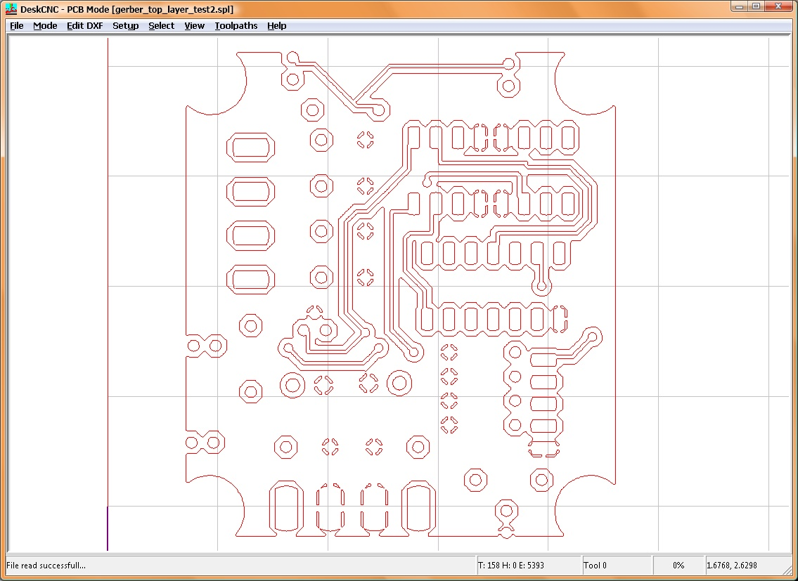 Our PCB Prototyping Software PhCNC Versus Others- AccurateCNC